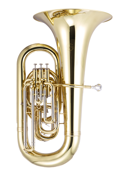 John Packer JP277 EEb Tuba in Lacquer!