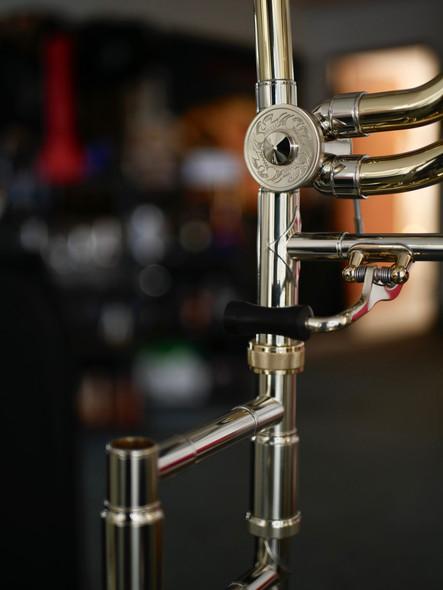 Brasspire Unicorn 206 Trombone with F Attachment
