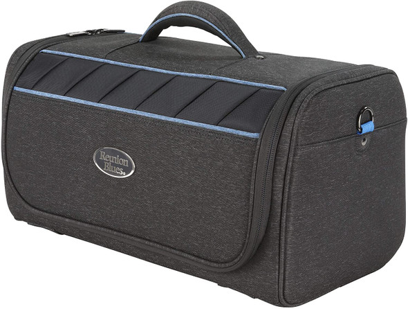 Reunion Blues Continental Voyager Triple Trumpet Bag: Amazing protection, amazing versatility, amazing value!