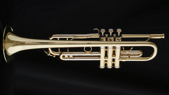 Adams A2 Selected Series Trumpet in Silver Plate or Polished Lacquer!