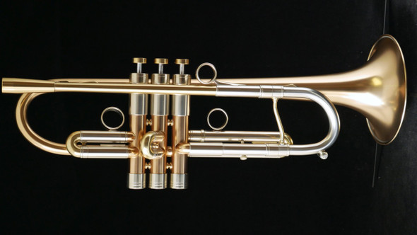 Adams A4 Selected Series Trumpet in Satin Lacquer!