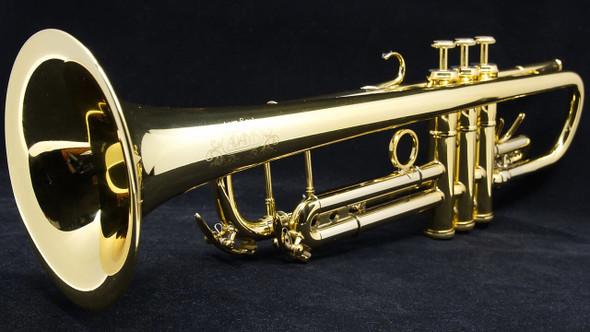 Adams A10 Selected Series Trumpet in Gold Lacquer or Silver Plate!
