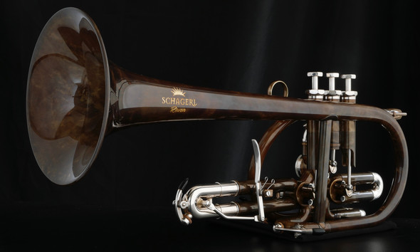 Schagerl Raweni Trumpet: Build Your Own!