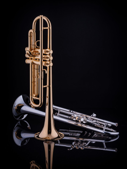 Schagerl James Morrison Meister Series Trumpet: Build Your Own!