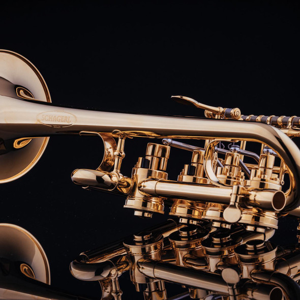 Schagerl Berlin Model Piccolo Trumpet: Build Your Own!
