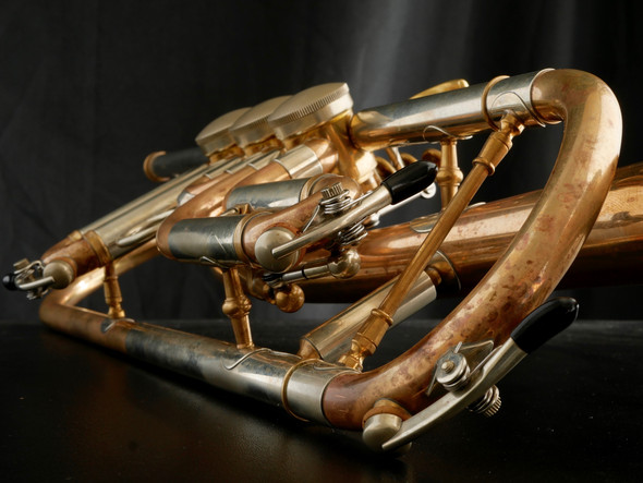 Schagerl Ganschhorn Trumpet: Build Your Own!