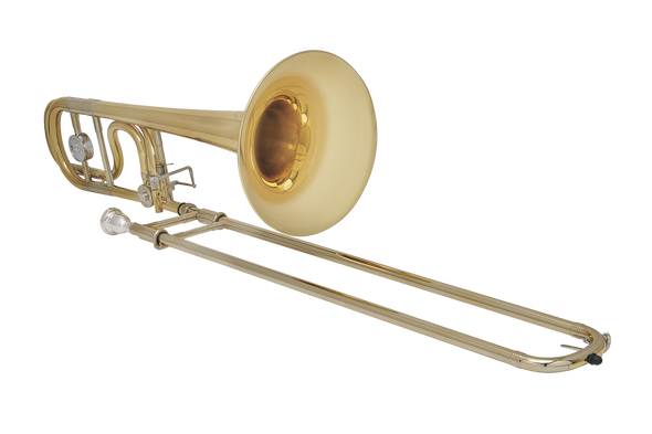 JP Rath 233 Bass Trombone in lacquer!