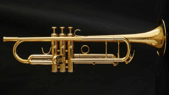Brand New Adams Sonic Model Professional Bb Trumpet: Build Your Own!