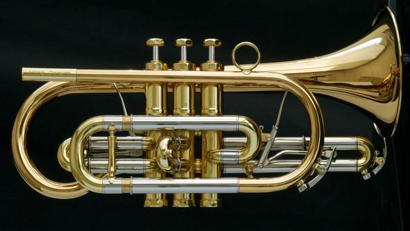 Hans Gansch Schagerl Bb Cornet: fantastic cornet from Schagerl!