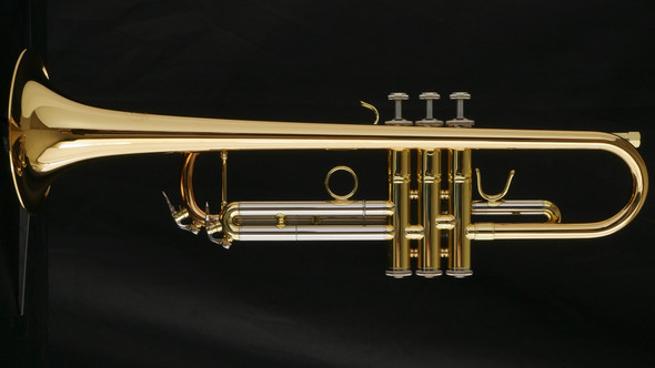The absolute wonderful  Manchester Brass Custom RL-GB Professional Bb Trumpet (ACB  exclusive)