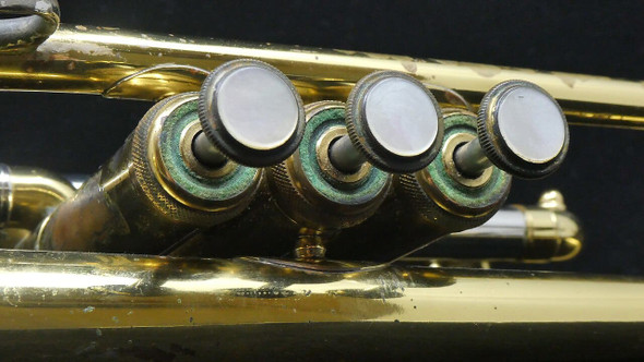 Pre-Owned Reynolds Hi-Fi Cornet in Lacquer