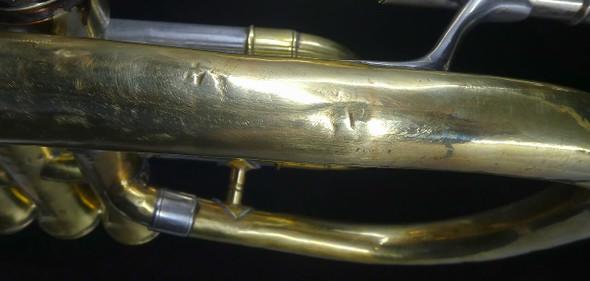 Pre-Owned Buescher True Tone Model 400 ML Bore Cornet Circa 1942