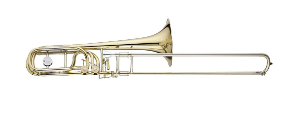 Beautiful  Show Demo JP Rath 333  Bass Trombone in Lacquer:  Amazing Instrument!