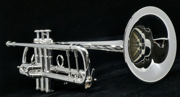 Professional Trumpet Bundle: Adams A2 Selected, ACB MV3C, Gard Quad Pouch, HW Brass Saver, and Hercules Trumpet Stand!