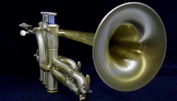 ACB Piccolo Bundle! Doubler's Piccolo, ACB Mouthpiece, Bremner Practice Mute, and Blowdry Brass!