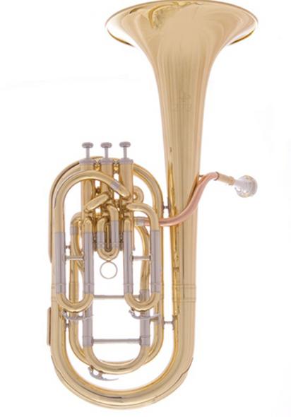 John Packer JP273 Baritone Horn in Lacquer