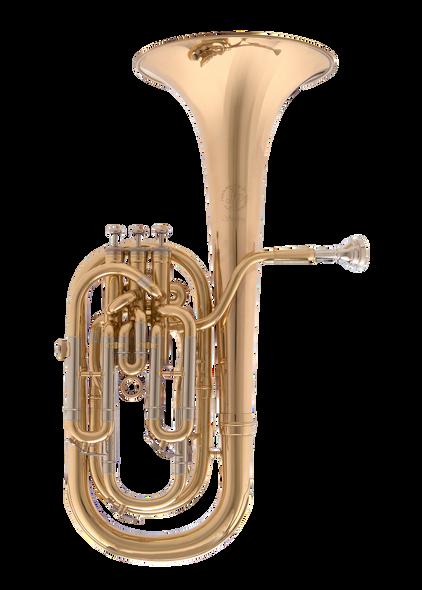 John Packer JP373 Sterling Baritone Horn in Lacquer
