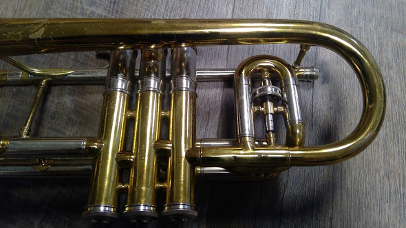 Vintage Conn Victor Special 38A Cornet in Lacquer!