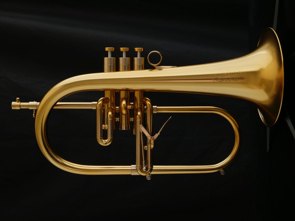 The Incredible New Adams F3 Selected Flugelhorn!