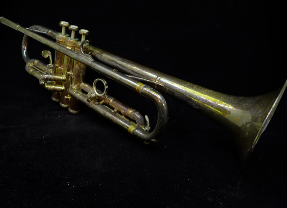Fantastic Olds Mendez Trumpet from the Endsley Collection!  (EC-121)