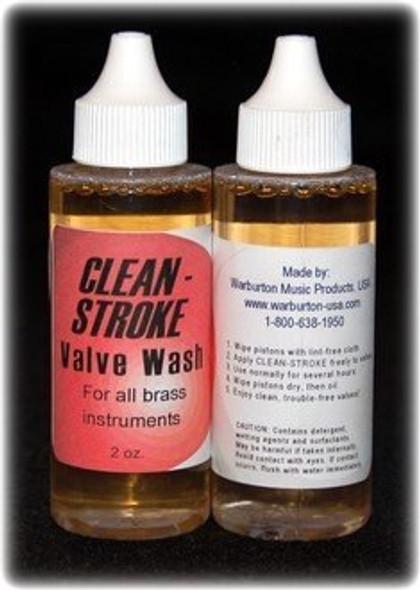 Clean-Stroke Valve Wash