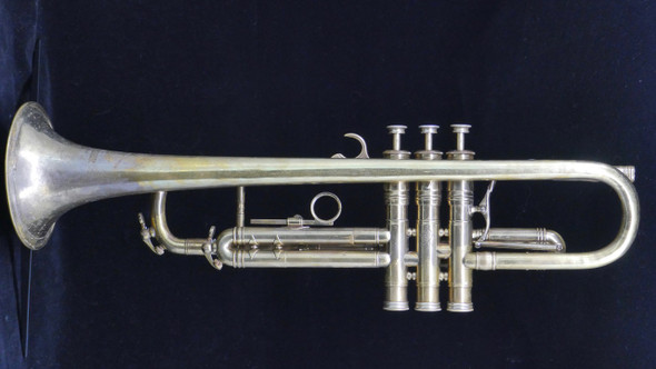 Pre-Owned Selmer Paris K-Modified Trumpet in Raw Brass