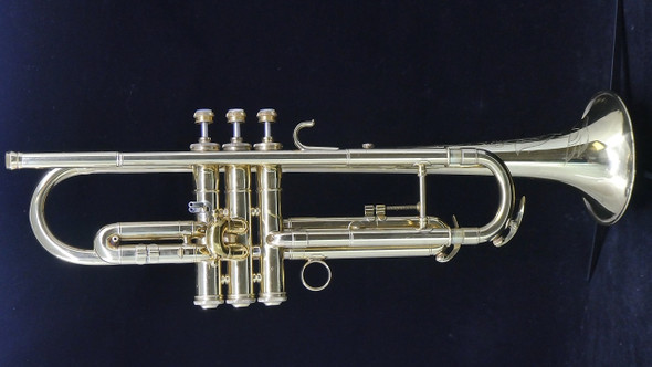 Sweet playing Vintage Conn 2B New World Symphony Trumpet in Lacquer!