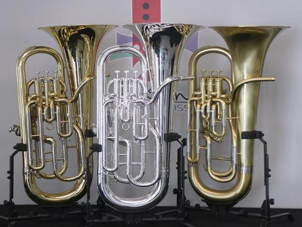 Introducing the Austin Custom Brass Doubler's Euphonium!