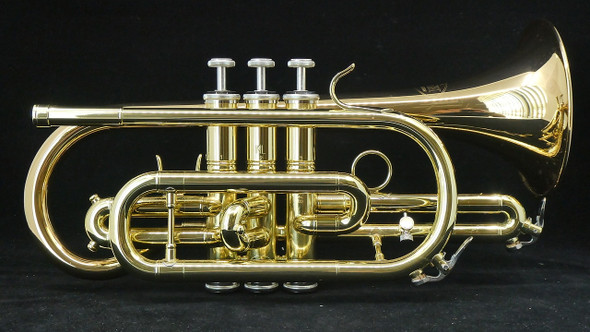 The Wonderful  Manchester Professional Bb Cornet with Gold Brass Bell