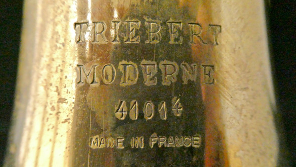 Pre-Owned Triebert Moderne Flugelhorn in Lacquer (Couesnon Stencil) Fantastic Player!