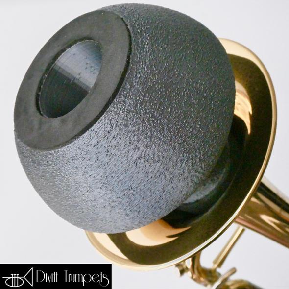 Divitt Trumpet Practice Mutes - Fantastic New Product!