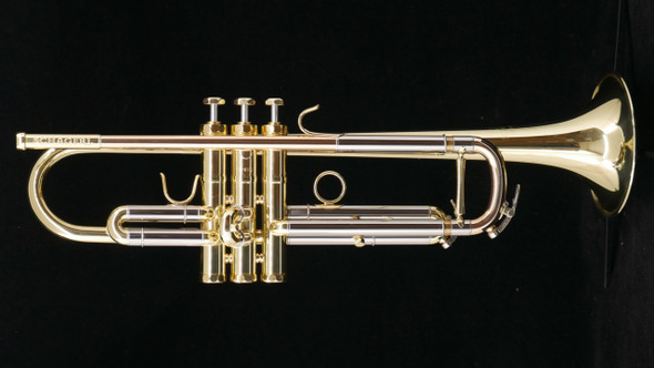 Shop Demo Schagerl Academica Bb Trumpet in Lacquer TR-610L