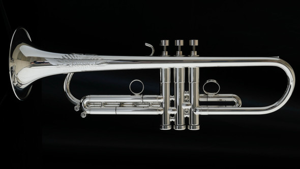 Brand New Edwards X-13 Bb Trumpet in Silver Plate!