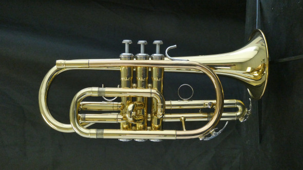 Pre-Owned Yamaha YCR-2330II Cornet in Lacquer! Made in Japan