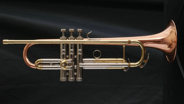 Vintage Conn Victor 10A Long Model Cornet from Trent's Collection!