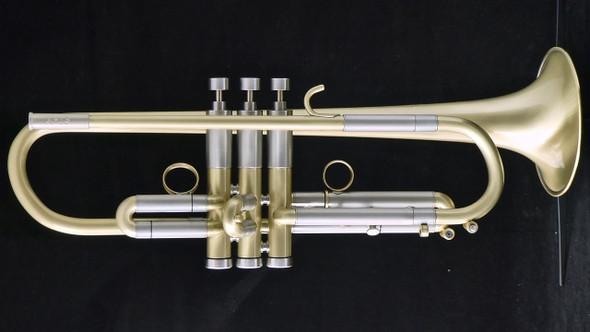Edwards X-13 Bb Trumpet in Raw!