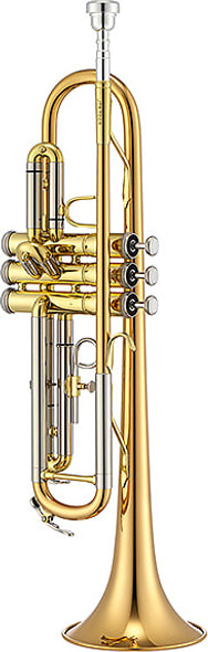 Shop Demo Jupiter JTR700 Standard Series Trumpet in Lacquer!