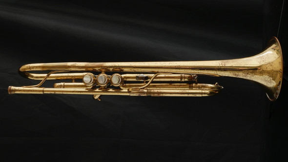 Vintage Holton 45 Trumpet in Lacquer!