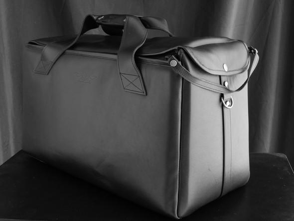 MG Leather Work Trumpet-Flugelhorn Double Gig Bag