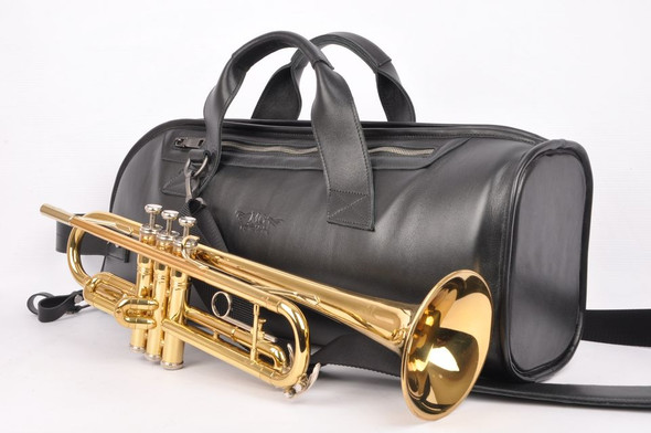 MG Leather Work Single Trumpet Gig Bag