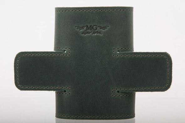 MG Leather Work Basic Valve Guard