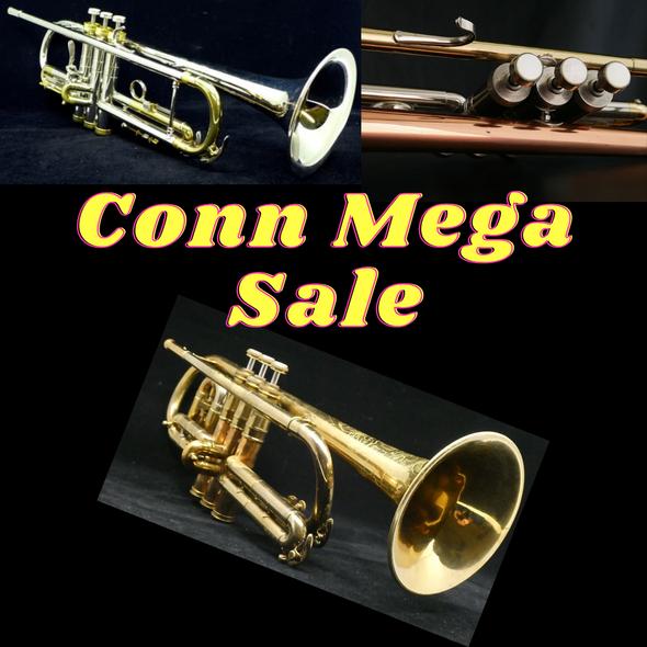 Vintage Conn Cornet Mega Sale!