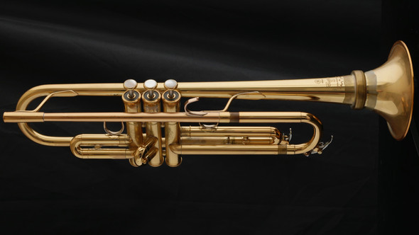 Trent's Briefcase Trumpet - Yamaha 8310Z Bobby Shew Gen 1 with Anvil Case!