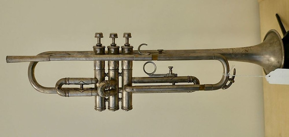 Small bore (00) 1920's Holton Revelation: IMO a hidden gem in the trumpet world!
