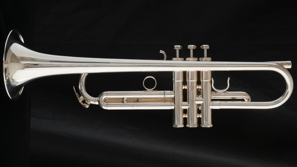 Pre-Owned Schilke X3 Trumpet in Silver Plate! Amazing player!