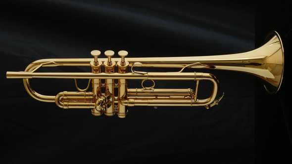 Pre-Owned Adams A5 Trumpet in Lacquer!