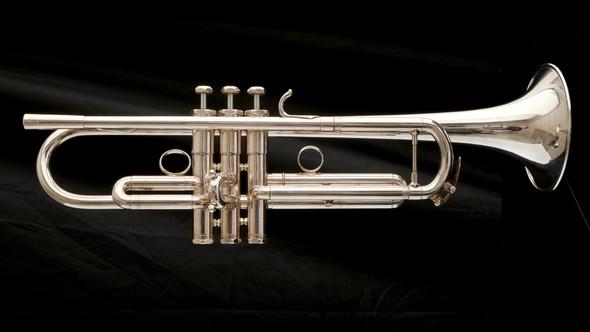 Pre-Owned Schilke S32 Trumpet in Silver Plate
