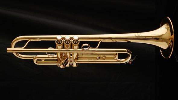 Pre-Owned Yamaha 8340EM Miyashiro Trumpet