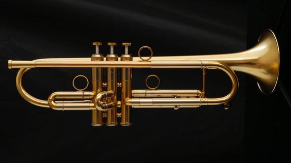 Very Lightly Used GenII Selected Adams A1v2 Trumpet!