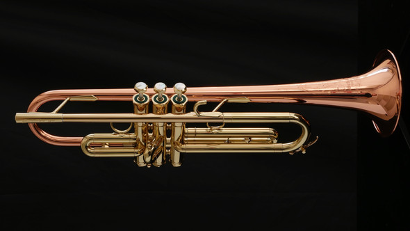 Pre-Owned Schilke HC2 Trumpet with Copper Bell in Beautiful Condition
